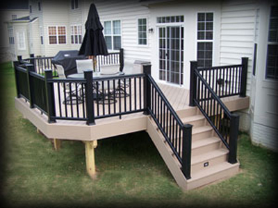 Decking Materials Casey Fence And Deck Llc