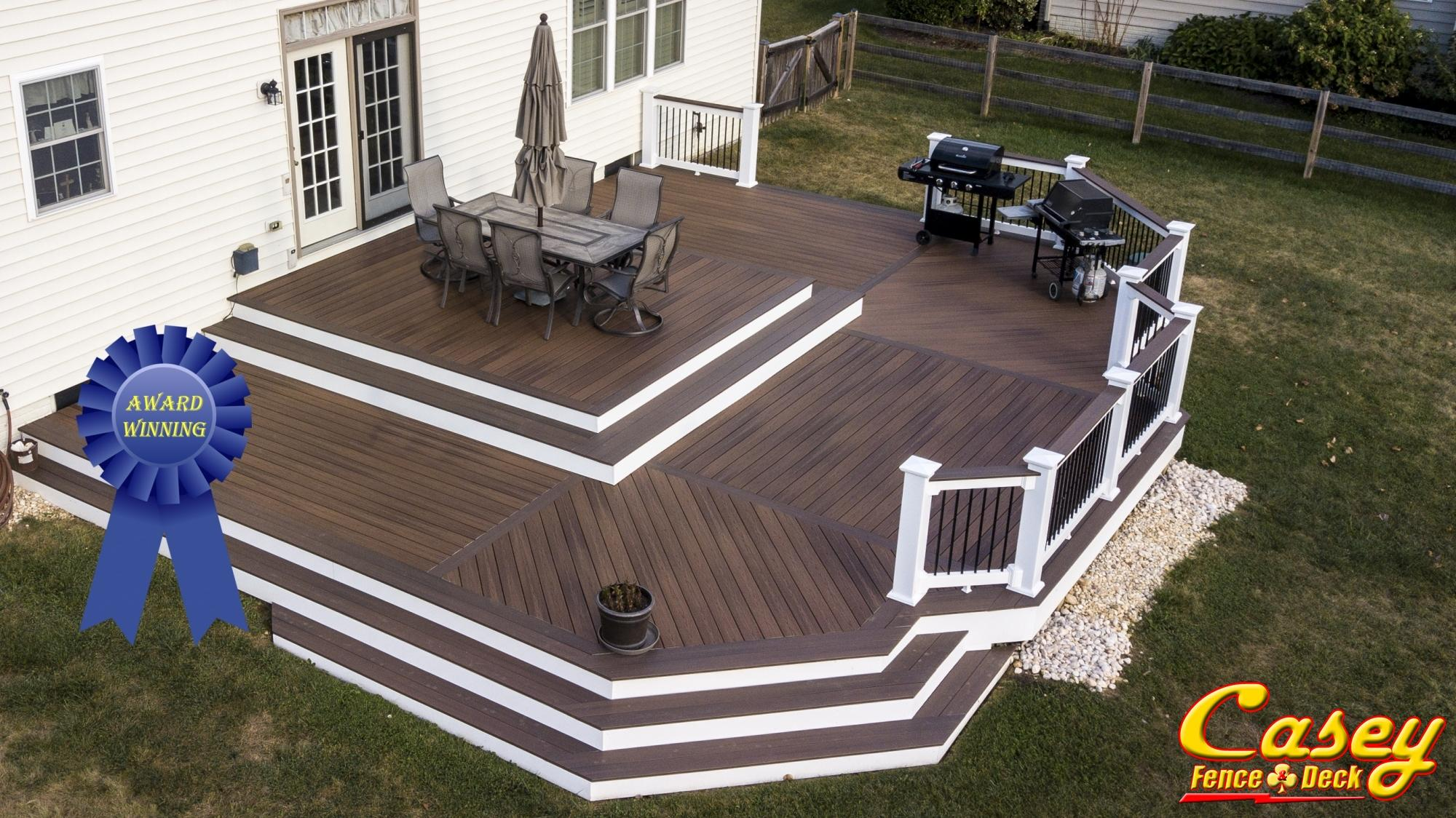 Award Winning Deck And Patio Builder In Frederick Maryland Casey