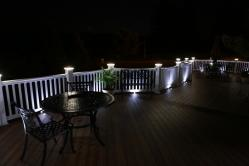 1200 Square Foot Fiberon Composite Deck in Ijamsville Maryland