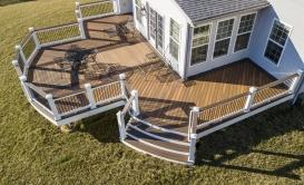 Remastered Deck Project in Waynesboro Pennsylvania
