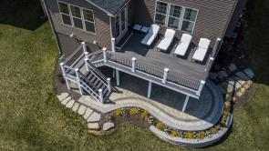 Iconic Deck in Brunswick Crossing Development