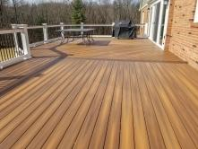 500 Square Foot Deck in Mount Airy