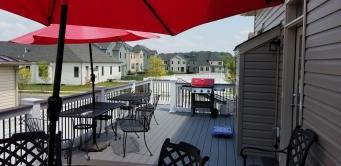 Customized Deck for Handicapped in Monrovia MD