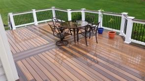 Fabulous Beaver Creek Ipe deck